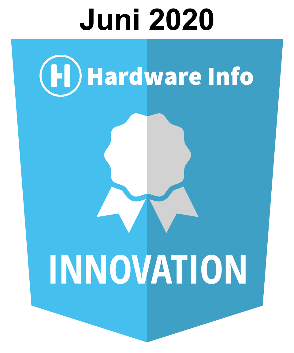 06/2020 | Hardware Info Innovation Award