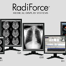 EIZO 50 years: RadiForce