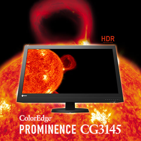 EIZO ColorEdge PROMINENCE CG3145