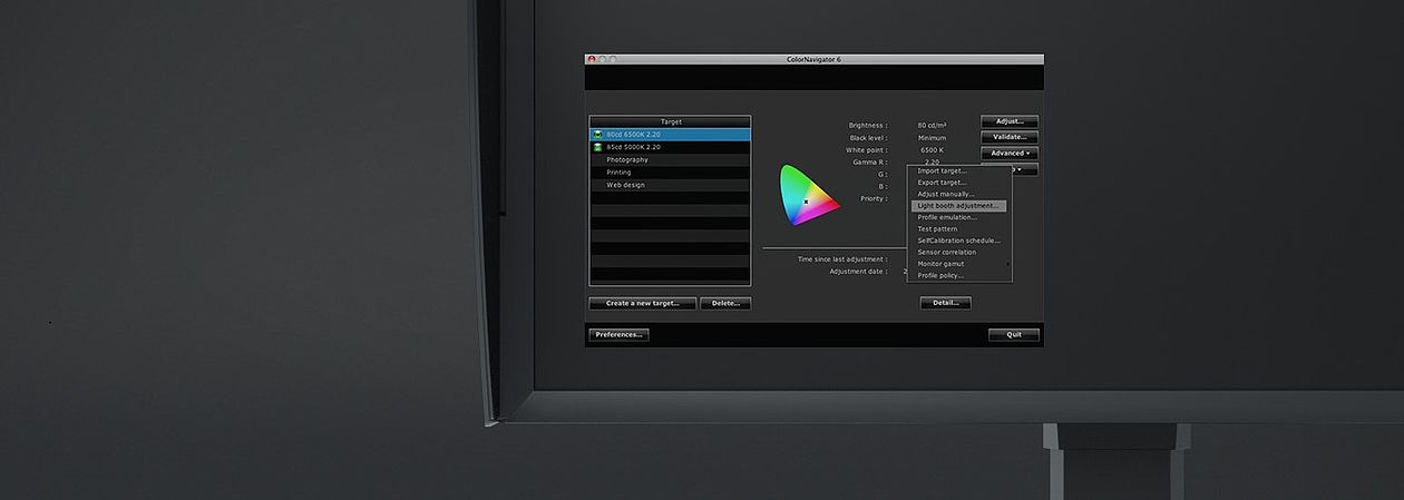 EIZO ColorNavigator Software