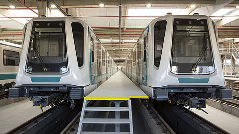 Safety solution for rail traffic