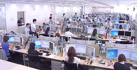 Toyota Customer Assistance Center opened in 2013